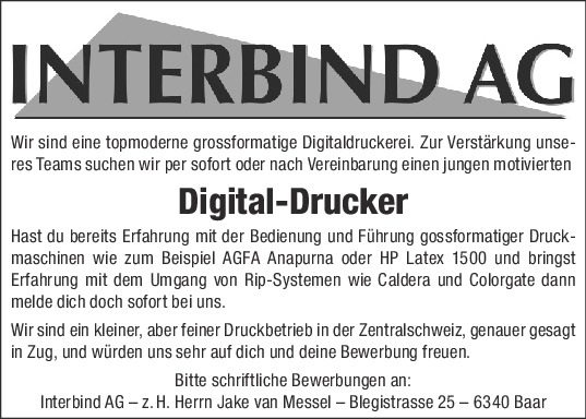 Digital-Drucker